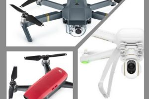 Lowest Price on DJI Spark, DJI Mavic, & Xiaomi Drone