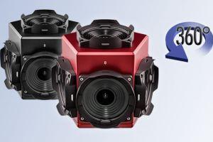 FLIR Ladybug5+ 360 Degree Spherical Cameras