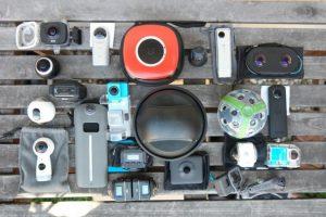 Ultimate 360 camera comparison