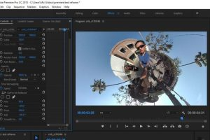 Download GoPro VR Reframe for free