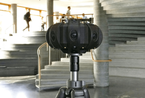 Absolute Zero Thor 8K 60fps 360 camera