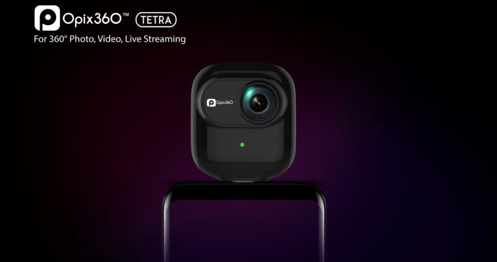 Opix360 camera