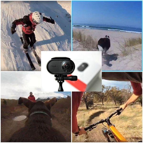 Rylo camera stabilization demos