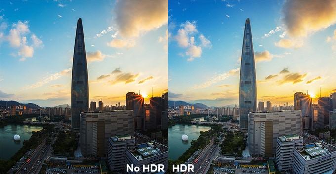 Detu Max HDR mode