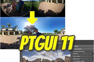 PTGui 11 will feature 360 camera stitching