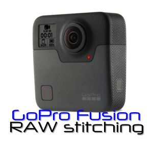 GoPro Fusion: why and how to stitch RAW photos