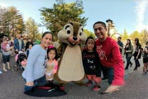Workarounds for Disneyland's selfie stick ban
