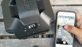 Pisofttech Pilot Era 8K 360 camera hands-on first impressions
