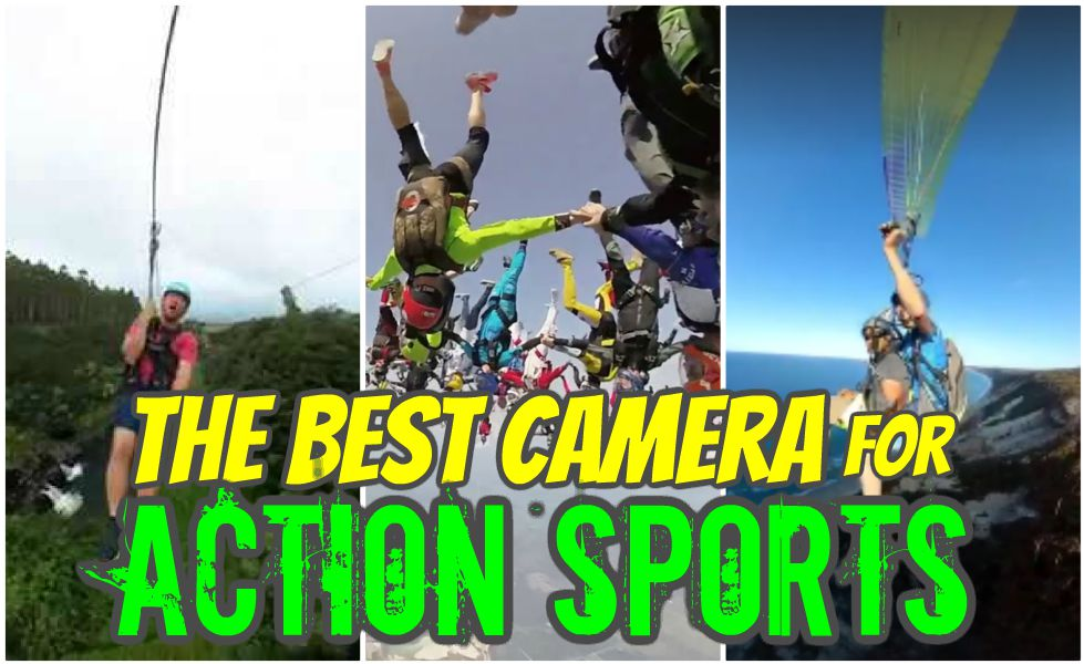 Best camera for action sports