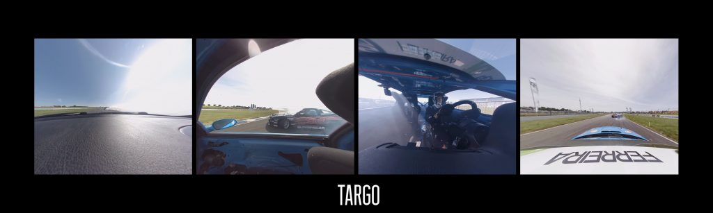 vr shots in car technique speed