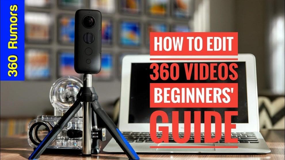 Adobe Premiere Pro 360 video editing tutorial