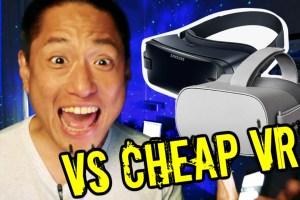 Best mobile vr headset: Oculus Go vs Gear VR vs Cheap VR