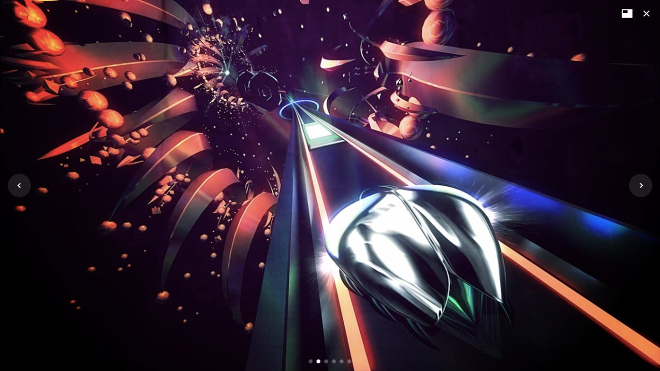 Thumper coming to Oculus Quest