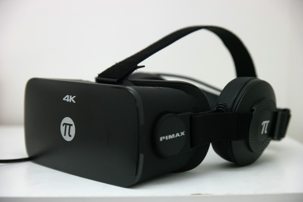 Pimax 4K review: half-price HP Reverb?