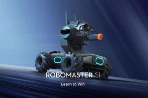 DJI Robomaster S1: awesome robo dolly?
