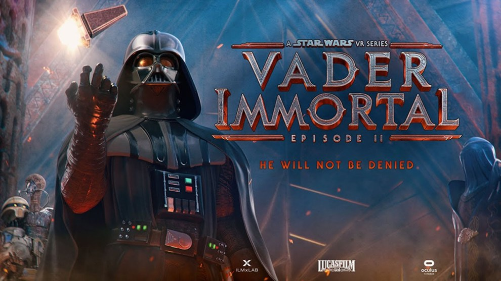 Vader Immortal episode 2