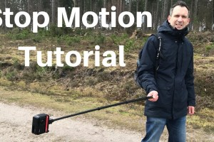 Insta360 One R stop motion sample and tutorial