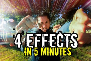 4 EASY motion trail effects