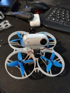 Insta360 Go on a Beta85X micro drone