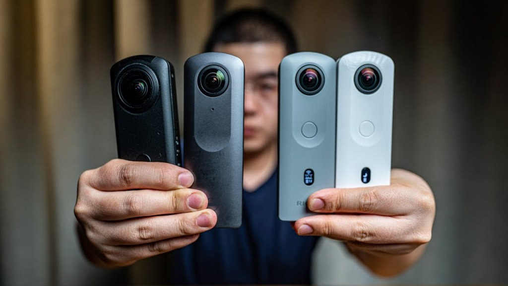 Ricoh Theta SC2 vs SC2 for Business