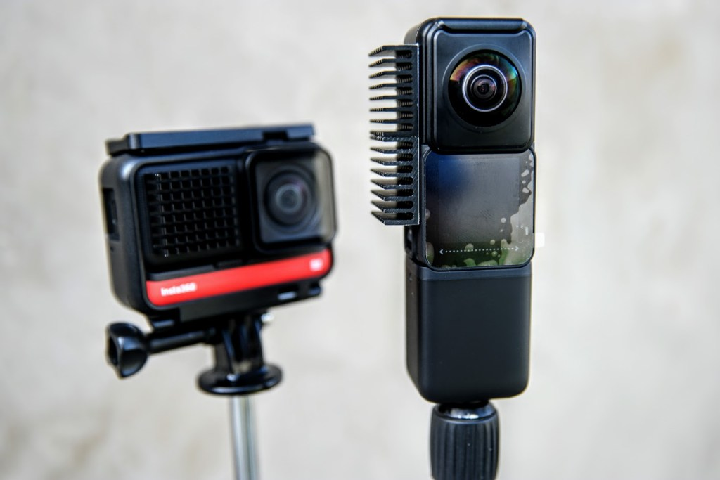 Insta360 One R overheating? Use the Mad Max mod