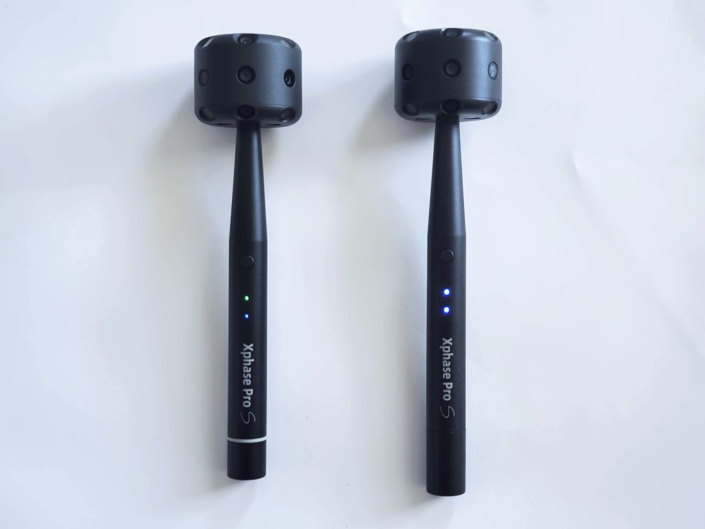 XPhase 2019 (left) vs 2020 (right)