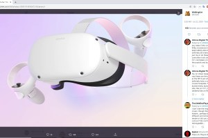 Oculus Quest 2 predictions