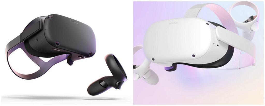 Oculus Quest vs rumored Oculus Quest 2