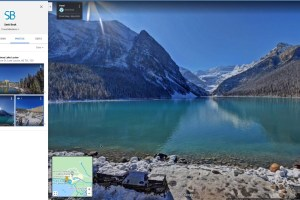 Create Google Street View virtual tours with SeekBeak