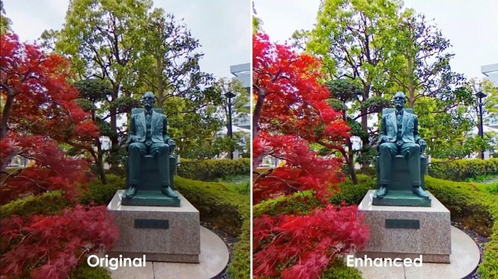 Edit your virtual tour photos automatically with AI on Ricoh Tours