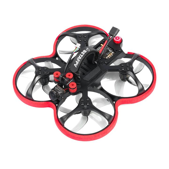 Beta95X V3 is a 3-inch 4S pusher FPV quadcopter