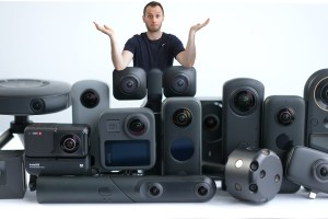 Ben Claremont: Which 360 camera to buy in 2021?