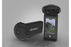 Ultracker Aleta S3 360 camera