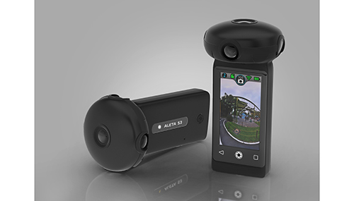 Ultracker Aleta S3 360 camera