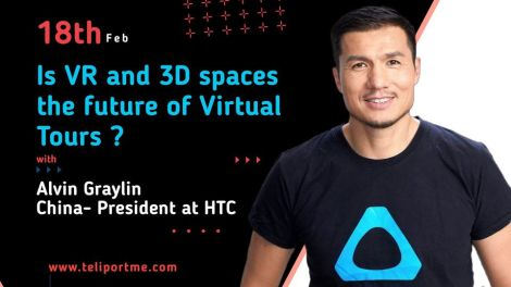 Live interview with HTC President Alvin Graylin
