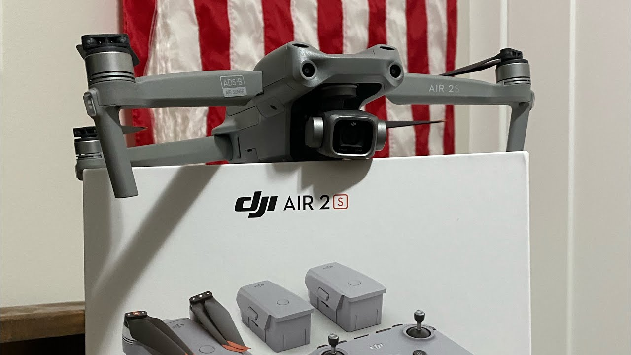 DJI Air 2S Specs, Price and Unboxing: 5.4K 1-inch sensor confirmed