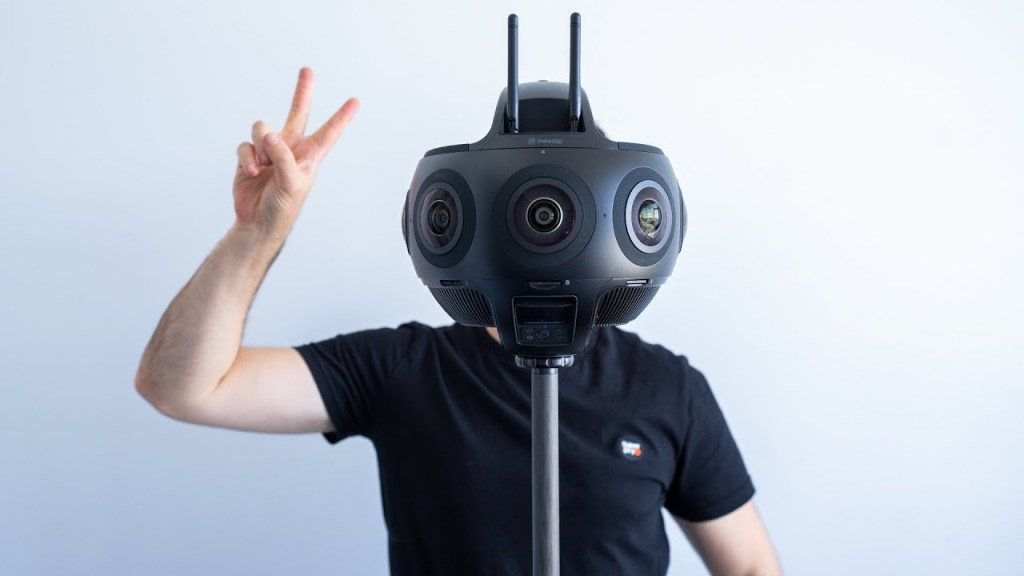 Insta360 Titan review by Ben Claremont