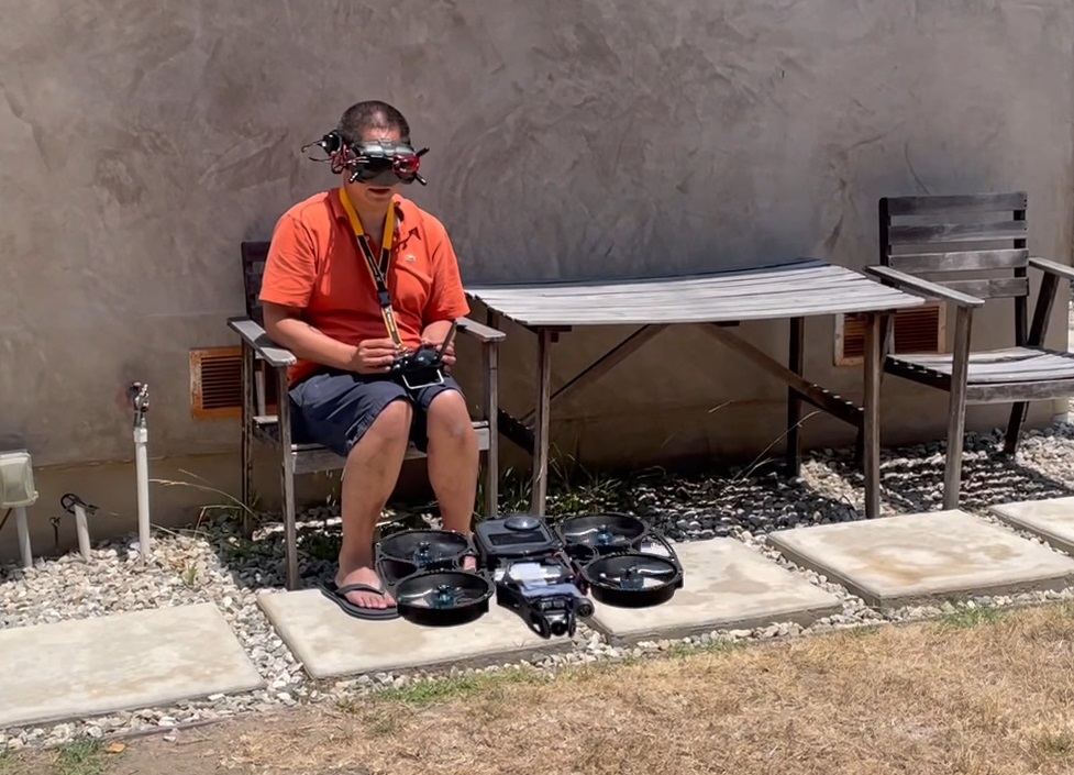 Cine Bird digital HD 360 camera drone review