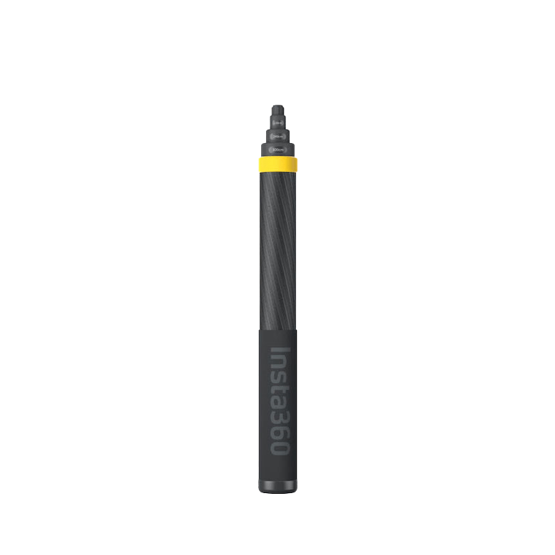 Insta360's New Extended Selfie Stick collapses to 14 inches