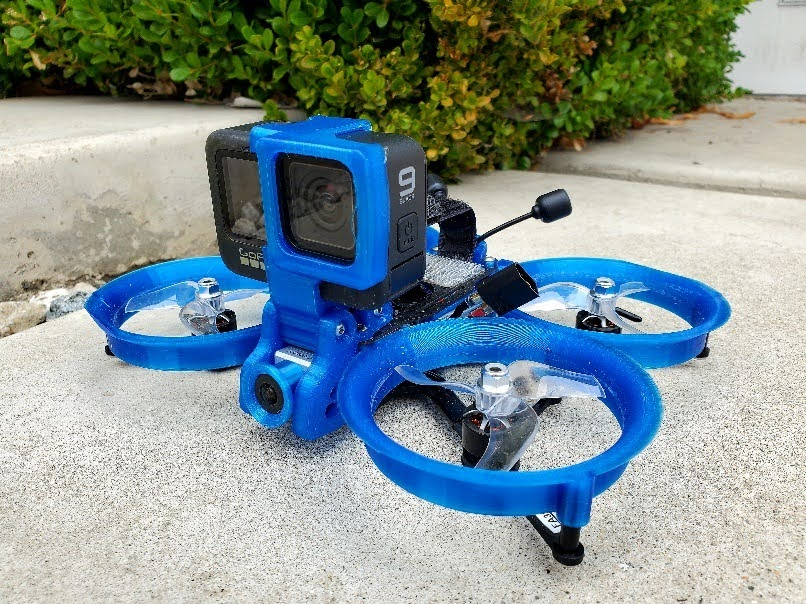 You can probably use the same Hero 9 mounts for Hero 10