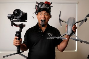 What is DJI High 5? 3 possibilities