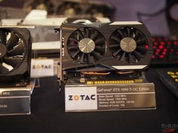 Zotac 1050 Ti OC Edition