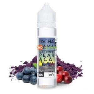 Huckleberry Pear Acai by Pachamama