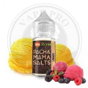 Sorbet Salt Nic by Pachamama, 30ml, 25mg