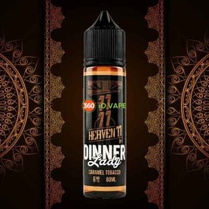 Caramel Tobacco Heaven 11 By Dinner Lady