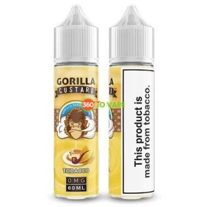 Gorilla Custard Tobacco 60ml
