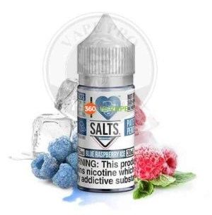 Blue Raspberry ICE By I Love Salts