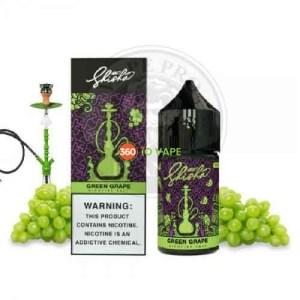 Green Grape Salt By Nasty Shisha