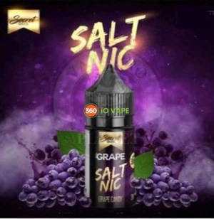 Grape By Secret Sauce Salts