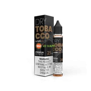 Dry Tobacco By VGOD salts